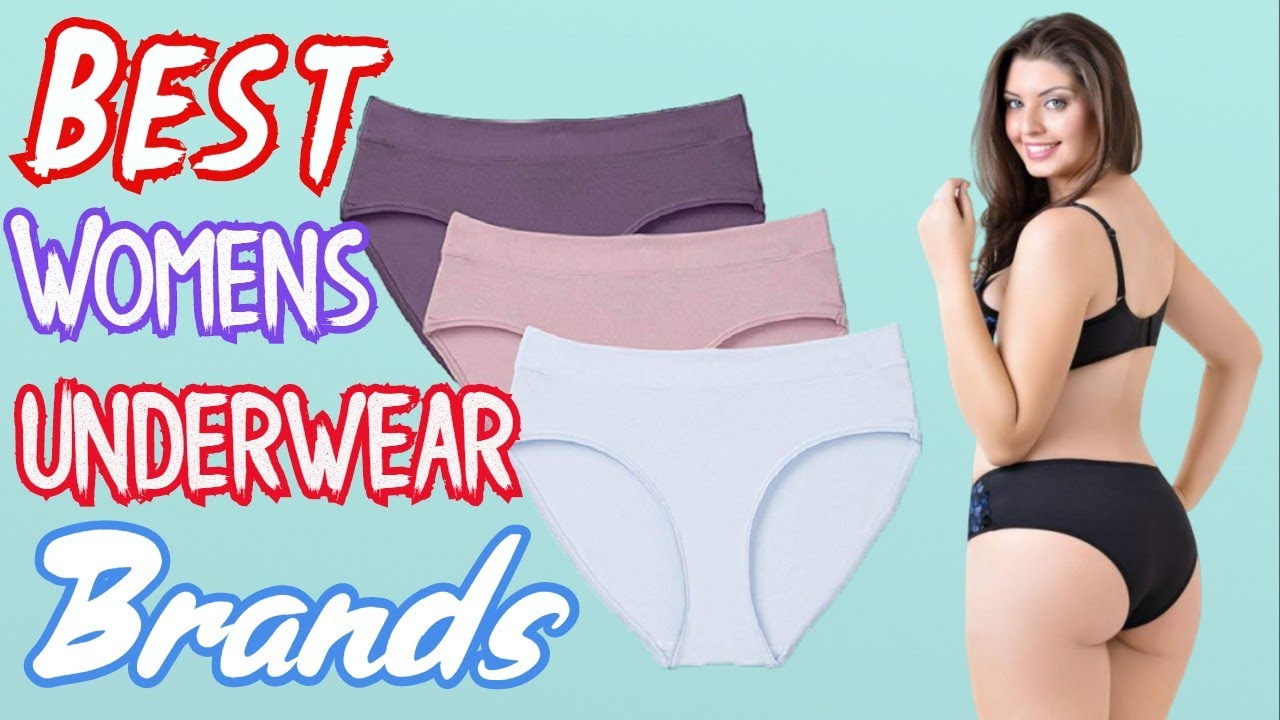 Best Women Underwear Brands // Bikini  Soft Panties Review 2020