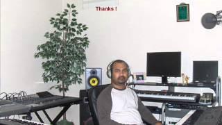 Pookkalae Satru - Karaoke - I tamil movie - Ai