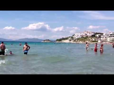 Kusadasi in Turkey, Aegean Coast May 2014