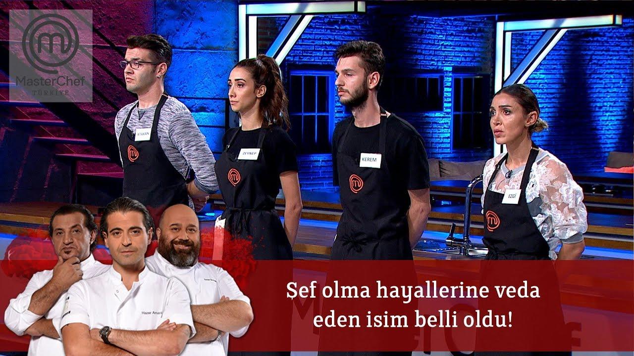 MasterChef Türkiye'ye veda eden isim belli oldu! | 8. Bölüm | MasterChef Türkiye