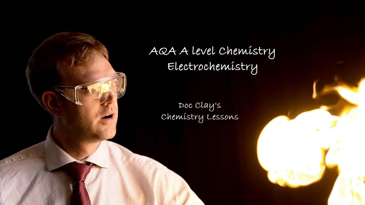 AQA A-level Chemistry - Electrochemistry