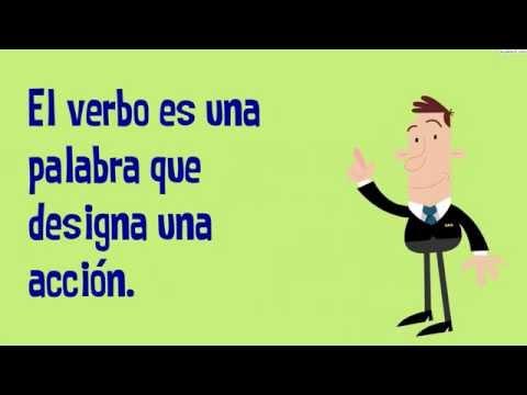 El Verbo/Lengua Sexto Primaria (11 años)/AulaFacil.com