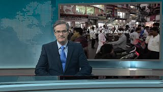 India Pulls Ahead - March 24, 2016