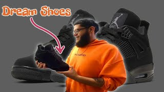 Ronny Bought His Dream Shoes At The Shop!