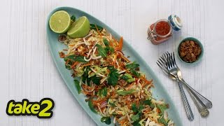 Vietnamese Coleslaw Recipe With Chicken