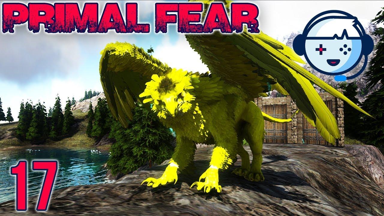 Lightning Griffin Tame! | Primal Fear: Ragnarok | Ark: Survival Evolved |  S1:Ep17