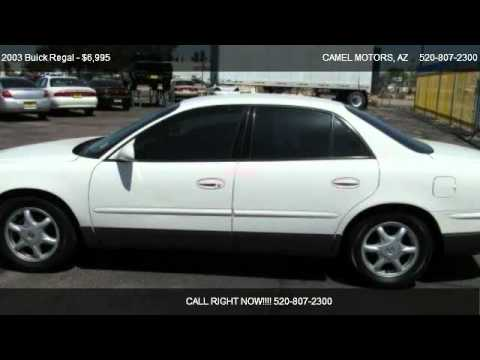 2003 Buick Regal Gran Sport For Sale In Tucson Az 85714