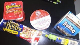 Школьное питание в США(Что едят школьники в США.Я попытался рассказать и показать что едят в американской школе. https://www.instagram.com/p/BAICu..., 2016-01-07T04:19:49.000Z)