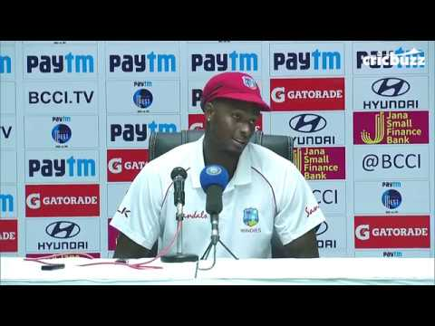 It's not the fault of the pitches, we've got to play smarter cricket - Jason Holder