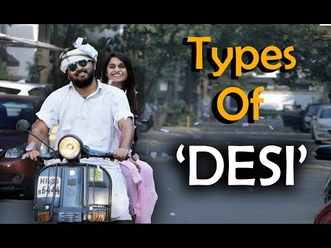 Types Of Desi || Ft. Baanke Bihari || Desi Comedy || Crazy Creatures Productions || CCP