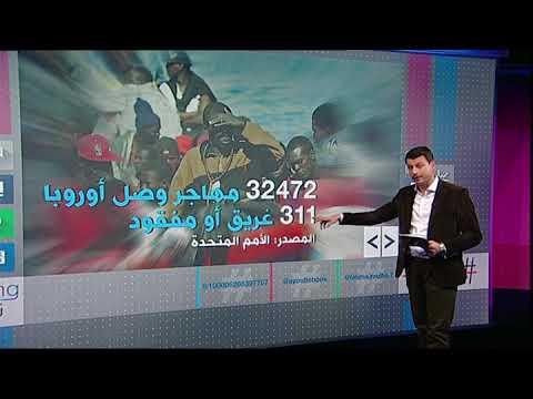 بي_بي_سي_ترندينغ: فيديو لناشطين من حراك الريف المغربي يركبون قوارب الهجرة غير الشرعية إلى أوروبا  - نشر قبل 16 دقيقة