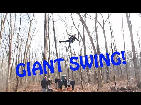 GIANT SWING *NEW FOR 2017*