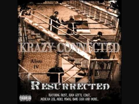 KRAZY CONNECTED - KILLA CITY {KANSAS CITY RAP} (PRODUCED BY DA SUPER PRODUCER SPIDER G)