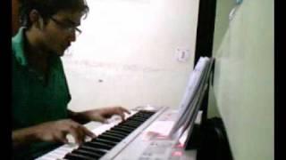 TERE NAINA PIANO COVER (CC2C)