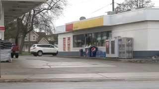 Woman robbed while making night deposit at Manton bank