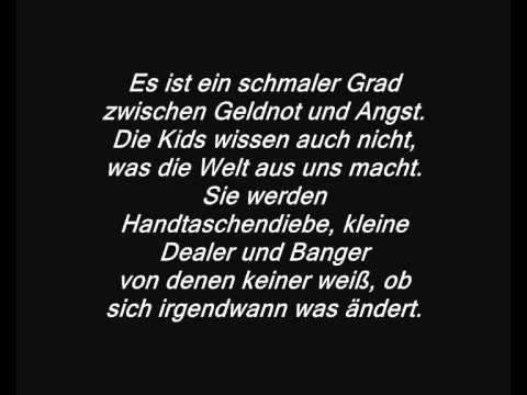 Silla feat. Jonesmann - Kinderaugen Lyrics
