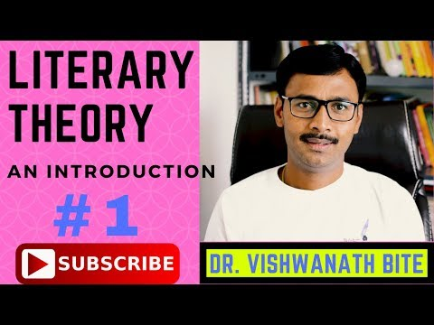Literary Theory: An Introduction #1 UGC NET English Literature