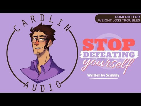 ASMR Roleplay: Stop defeating yourself [Comfort for weight loss troubles] [Gym inspiration]