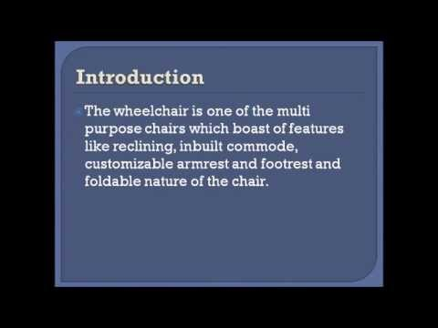 RECLINING WHEEL CHAIR WITH COMMODE  sc 1 st  YouTube : reclining commode - islam-shia.org