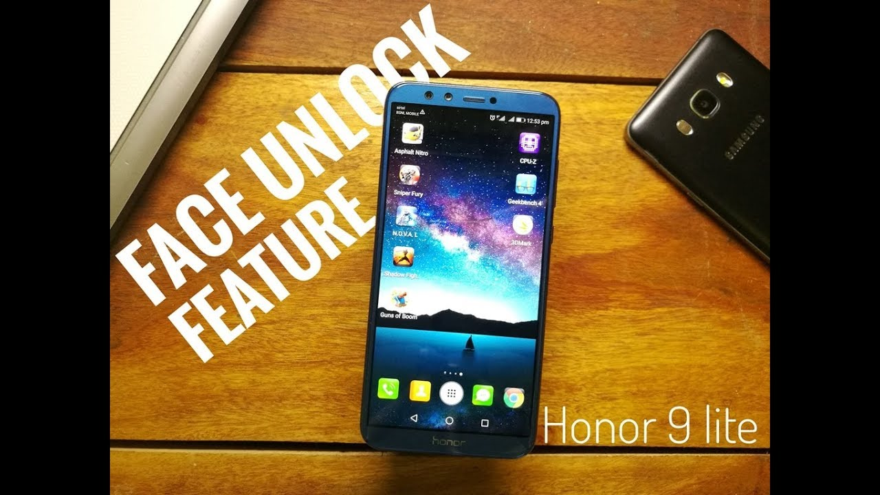 How to activate and use Face unlock feature on your Honor