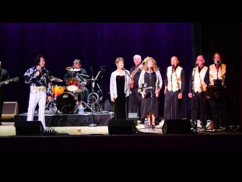 Elvis Gospel music by George Gray & The Elvis Experience Band in 4K