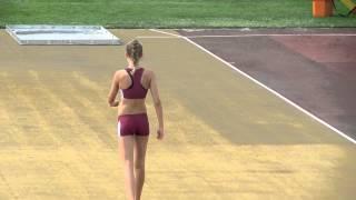 2014 Australian Junior High Jumps under 15 GIRLS
