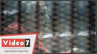 تأجيل محاكمة محمد بديع و682 آخرين بقضية أحداث العدوة لجلسة 11 أغسطس