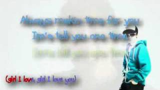 Download One Time - Justin Bieber (Karaoke-Instrumental) MP3 song and Music Video