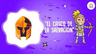 CDL Kids: El yelmo de la salvación (Guerreros de Luz)