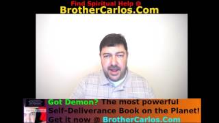 HOUSE CLEANSING & BLESSING PRAYER & EVIL SPIRIT EVICTION NOTICE PRAYERS by Brother Carlos