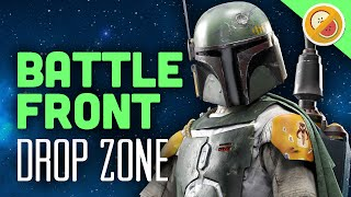 Drop Zone! : Star Wars Battlefront PS4 Beta Gameplay Funny Moments