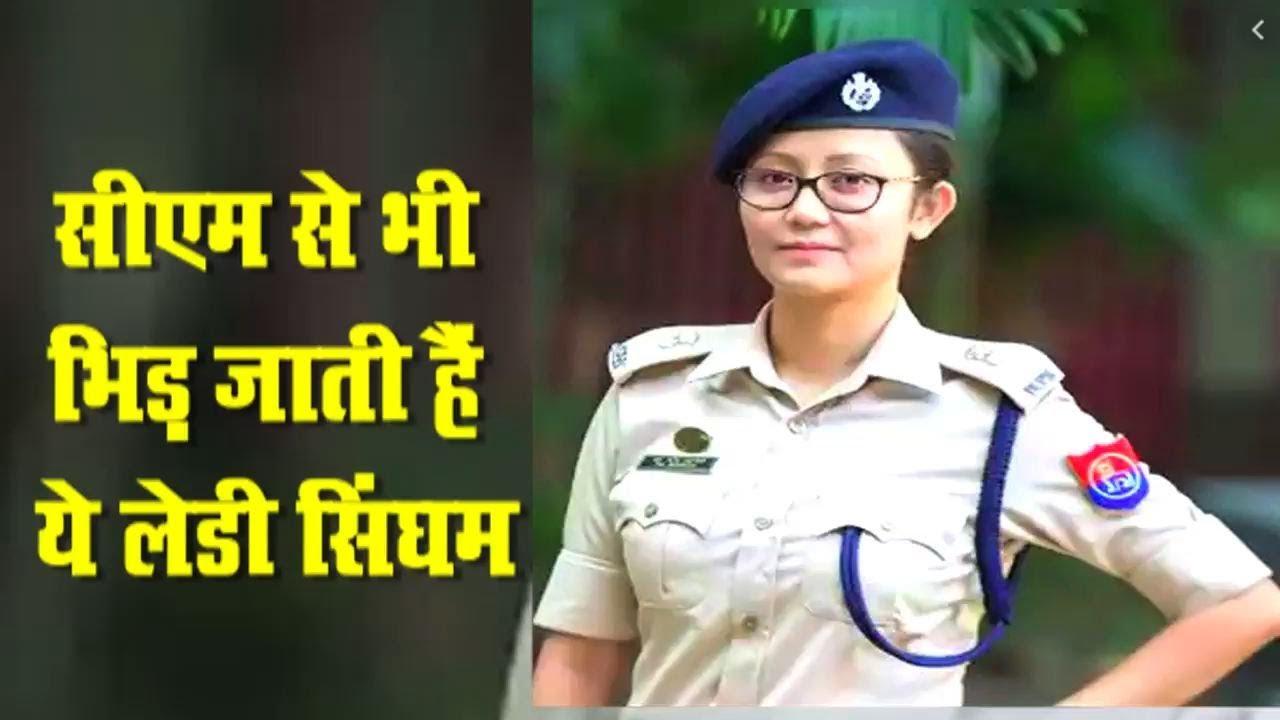 सीएम से भी भिड़ जाती हैं ये लेडी सिंघम Lady Singham Brinda Thounaojam who challenged Manipur CM