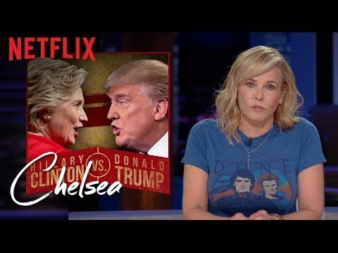 Chelsea's Take on the First Presidential Debate | Chelsea | Netflix