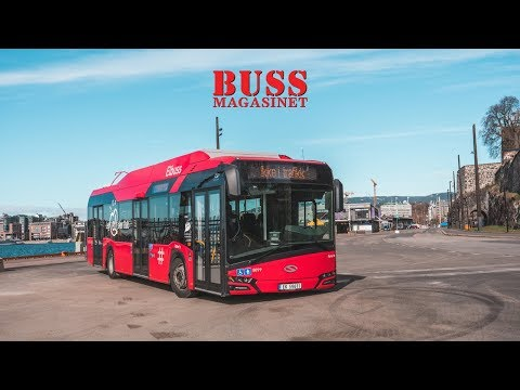 BUSSTEST: Solaris Urbino 12 Electric