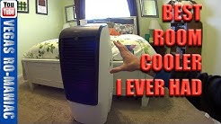 "BEST Room ""SWAMP"" COOLER REVIEW - NewAir EC300W Evaporative Cooler"