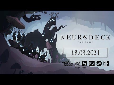 Neurodeck - Release Date Announcement Trailer
