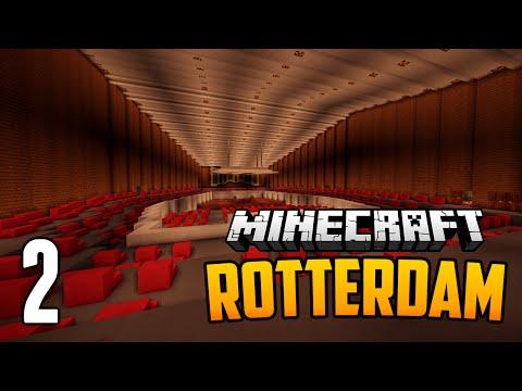ROTTERDAM #2 - MINECRAFT MAP SPOTLIGHT