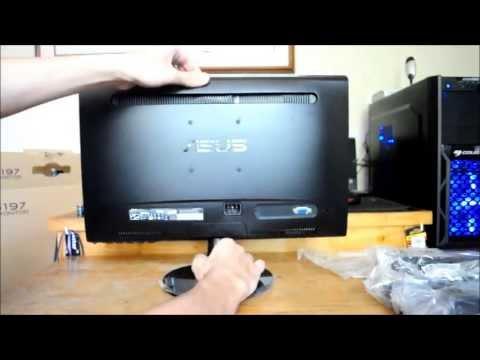 Asus VS197DE LED Monitor Unboxing [Tagalog]