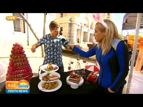 Dessert Garden Eat Drink Perth 2015 Part 2 | Today Perth News