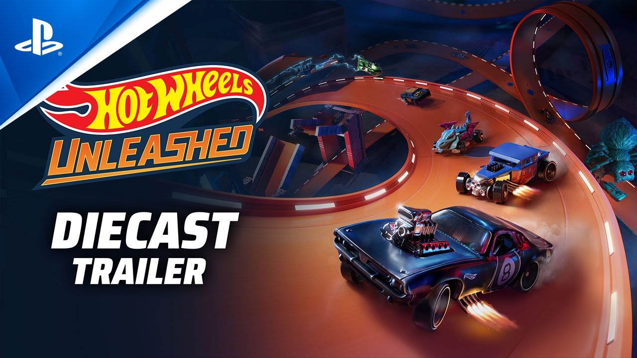 Hot Wheels Unleashed - Diecast Trailer | PS5, PS4