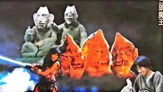 1988年绝版恐怖片《三头魔王》,男主为救母亲挖人参,大战三头魔王【香港老片迷】