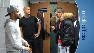 City 3-0 Crystal Palace | TUNNEL CAM | Barclays Premier League 14/15