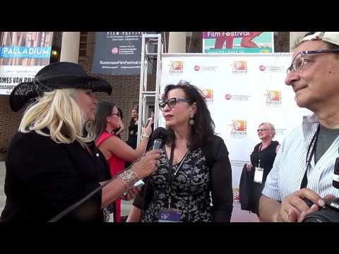 Dawn Reese interviews Rose Rosen on  Red Carpet