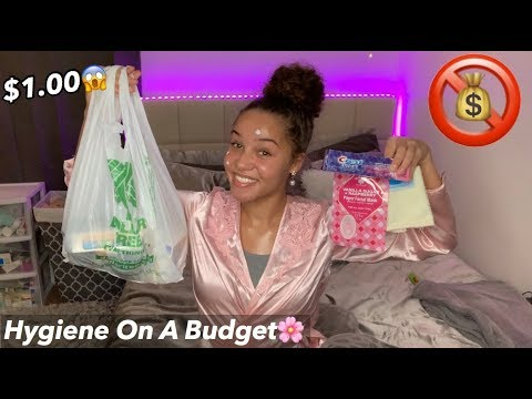 Dollar Tree Hygiene Haul | Hygiene On A Budget SIS🤷‍♀️