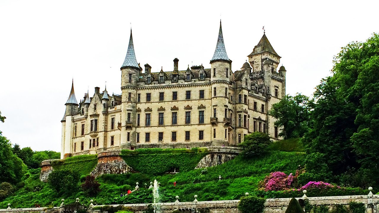 Scotland Part 8 Dunnet Head Dunrobin Castle Falconry And A Scottish Wedding You