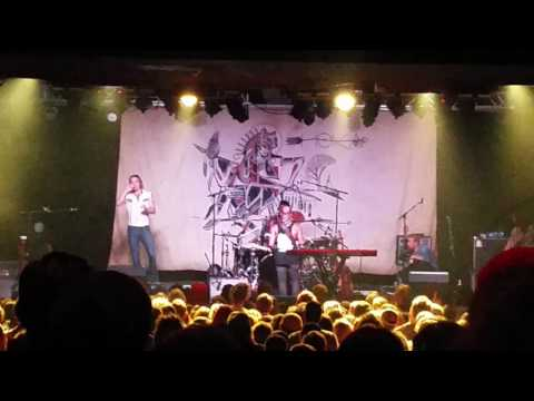 Nahko & Medicine for the People- introducing the band in Chicago- 01.26.17