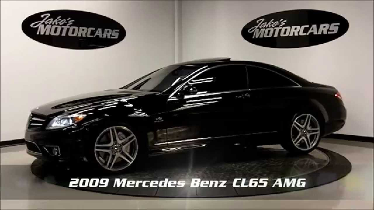 2009 Mercedes Benz Cl65 Amg Jake S Motorcars Youtube