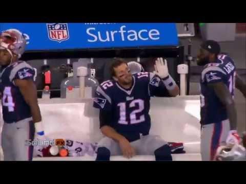 Sound FX: Tom Brady vs. Denver 11/2/14 (HD)