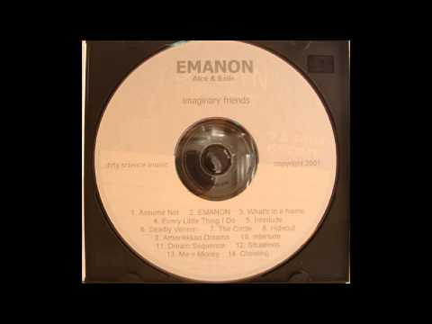 Emanon (Aloe Blacc and Exile) ~ Imaginary Friends {FULL ALBUM}