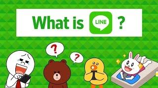 Using Line Messaging App to Explain Line